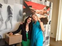 INPUT #4 Second Skin Exhibit: Renee Vara and Victoria Bartlett