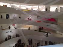 Gutai Splendid Playground at the Guggenheim
