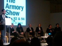 Armory Show 2013 Press Preview